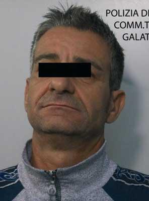 Aveva scippato un 39 anziana donna a galatina arrestato un for Galatina news cronaca